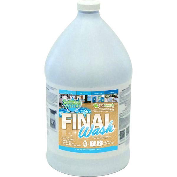 Final Wash