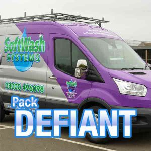 Defiant SoftWash Systems Pack