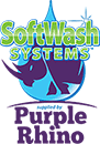 Purple Rhino's Softwash Systems