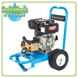 PW33583170 Evolution 1 13170DYR Pressure Washer